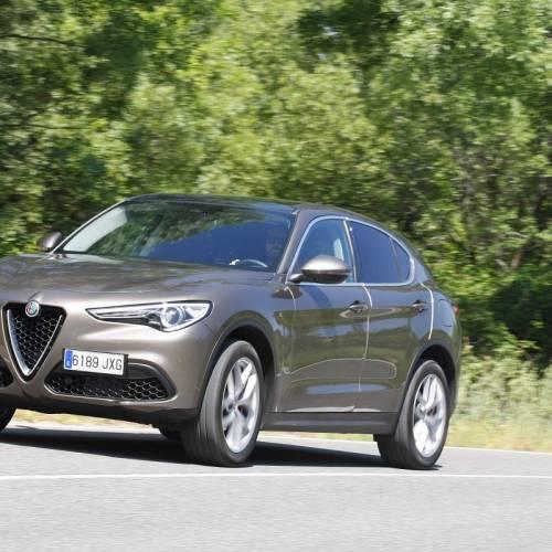 Alfa Romeo Stelvio 2.0 280 CV, a prueba: puro nervio