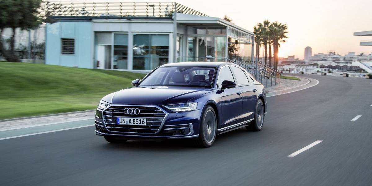 Audi A8 2018, primera prueba: el nuevo referente tecnológico