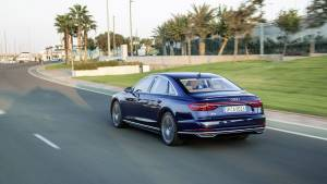 Audi A8 2018, primera prueba: el nuevo referente tecnológico (fotos)