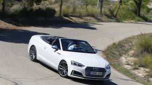 Audi S5 Cabrio 3.0 TFSI, a prueba (fotos)