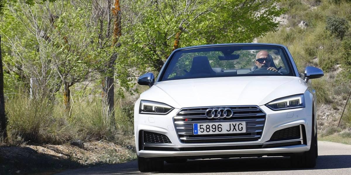 Audi S5 Cabrio 3.0 TFSI, a prueba: sigue siendo el rey