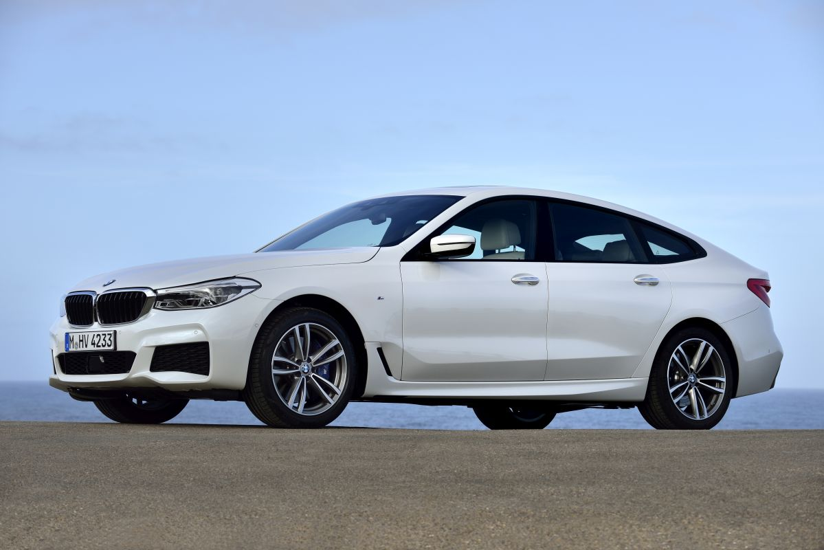 BMW Serie 6 Gran Turismo: primera prueba (fotos)