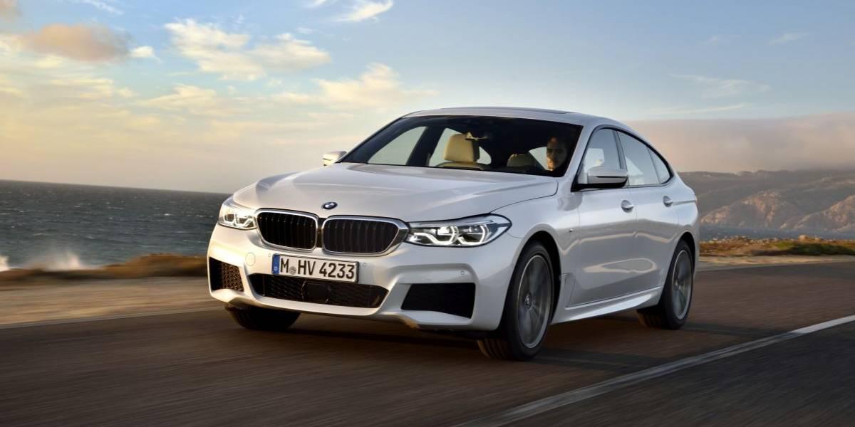BMW Serie 6 Gran Turismo: primera prueba