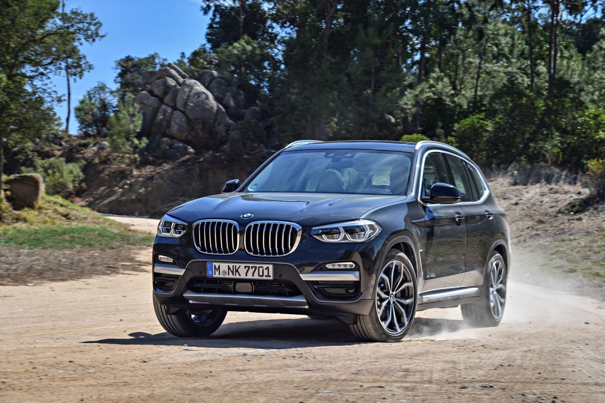 BMW X3 2018: primera prueba del SUV medio de BMW (fotos)
