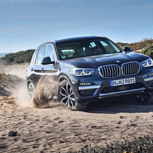 BMW X3 2018: primera prueba del SUV medio de BMW
