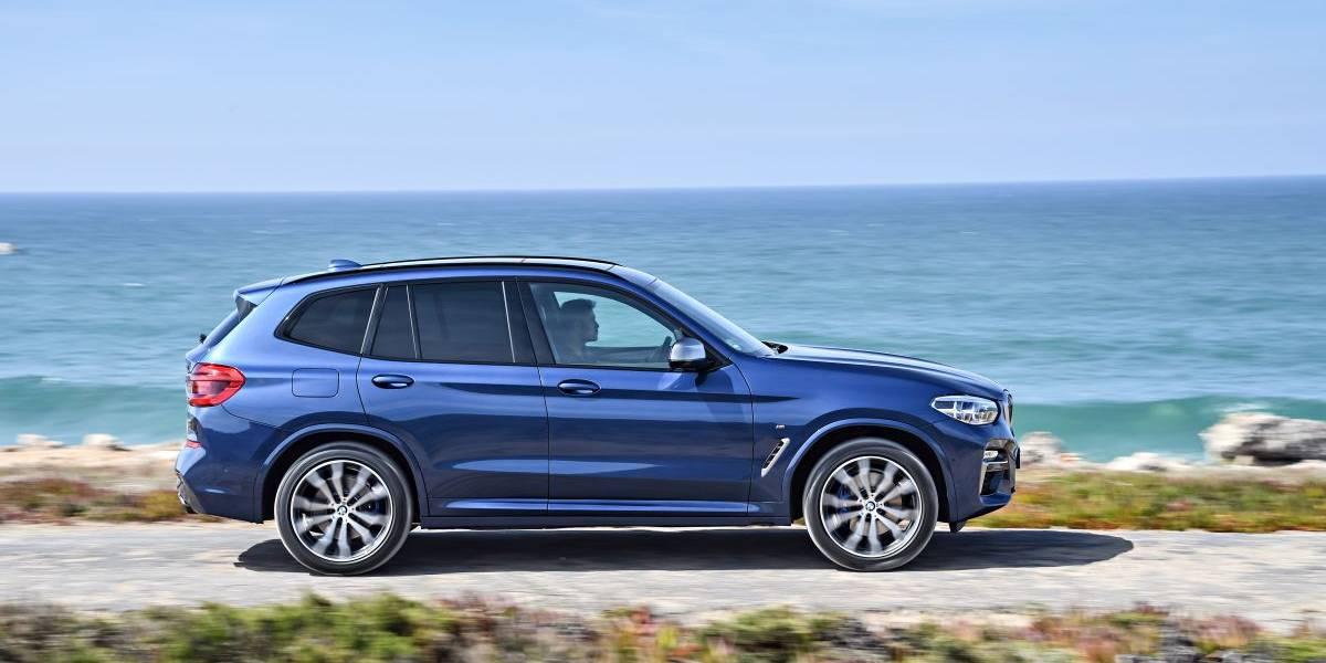 El BMW X3 2018 amplía su gama de motores disponibles