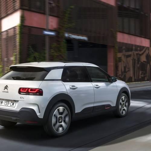 Citroën 4 Cactus 2018: estética rompedora y nueva suspensión