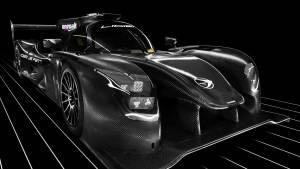 El coche de Fernando Alonso en las 24 Horas de Daytona (fotos)