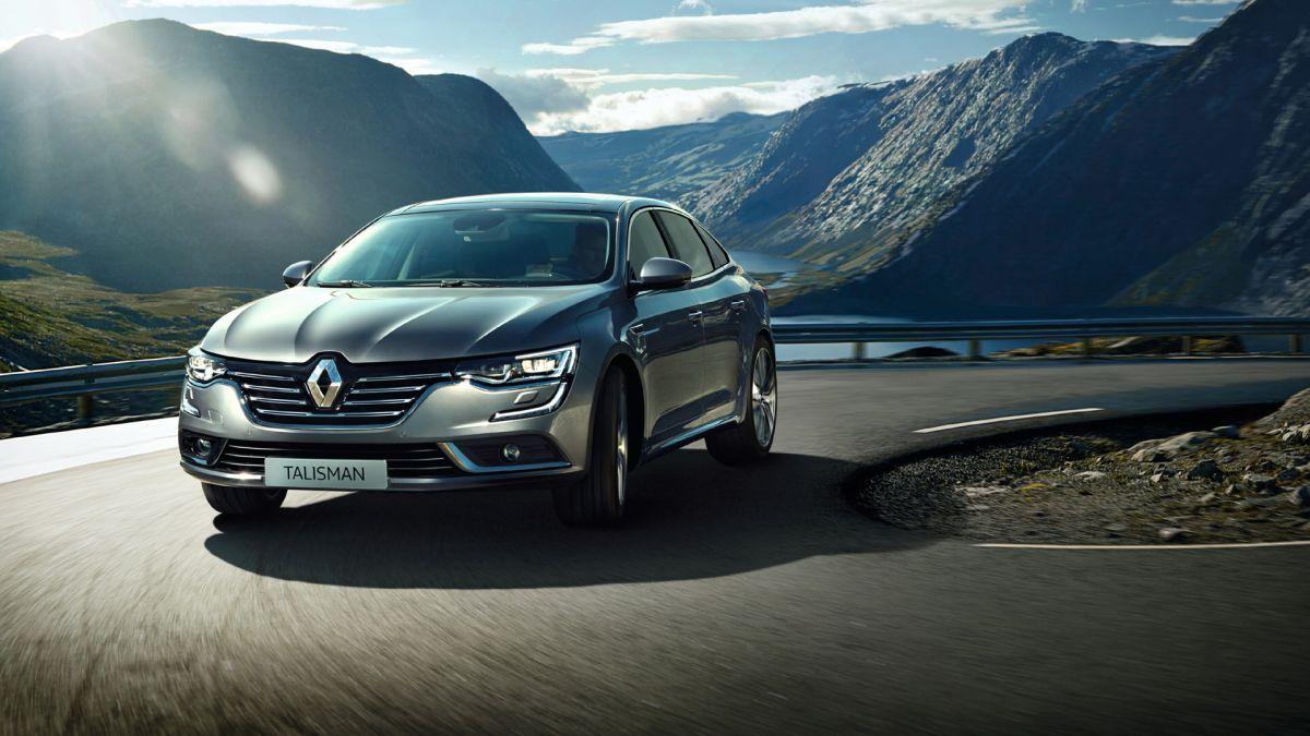 Siete coches 'normalitos' que mola conducir. Renault Talisman