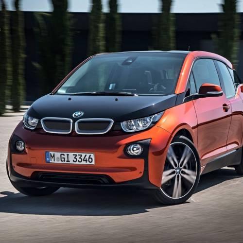 Los coches híbridos y eléctricos más vendidos en septiembre de 2017