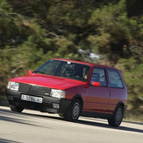 Fiat Uno Turbo: historia y prueba
