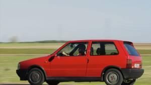 Fiat Uno Turbo: historia y prueba (fotos)