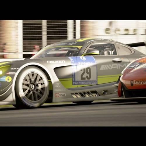 Mercedes-AMG protagoniza el esperado lanzamiento de Gran Turismo Sport