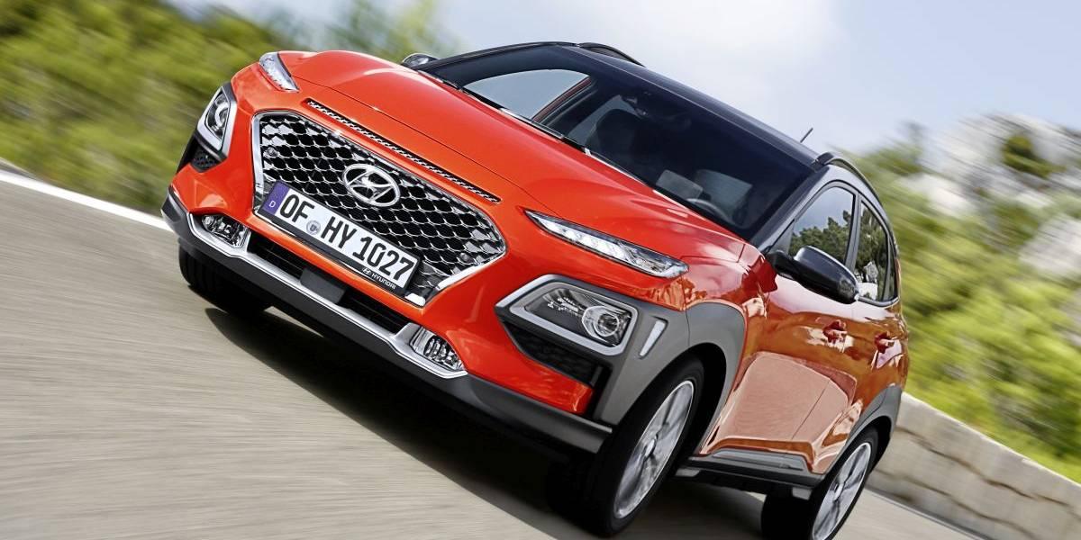 Hyundai Kona, primera prueba del SUV pequeño de Hyundai