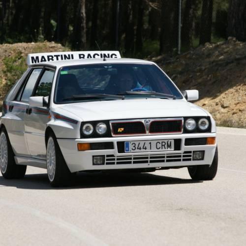 Lancia Delta HF Integrale Evo6: prueba