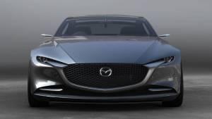 Mazda Vision Coupe Concept, magnífico ejercicio de estilo (fotos)