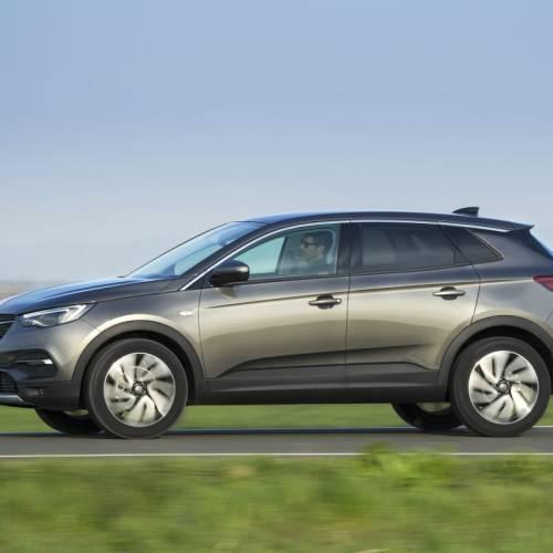 Opel Grandland X 2017, primera prueba del SUV grande de Opel