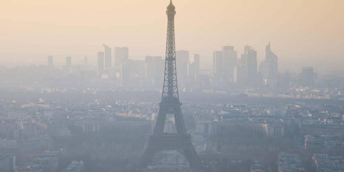 Paris prohibirá los coches diésel en 2024 y los gasolina en 2030