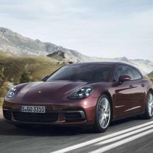 Porsche Panamera Sport Turismo: primera prueba