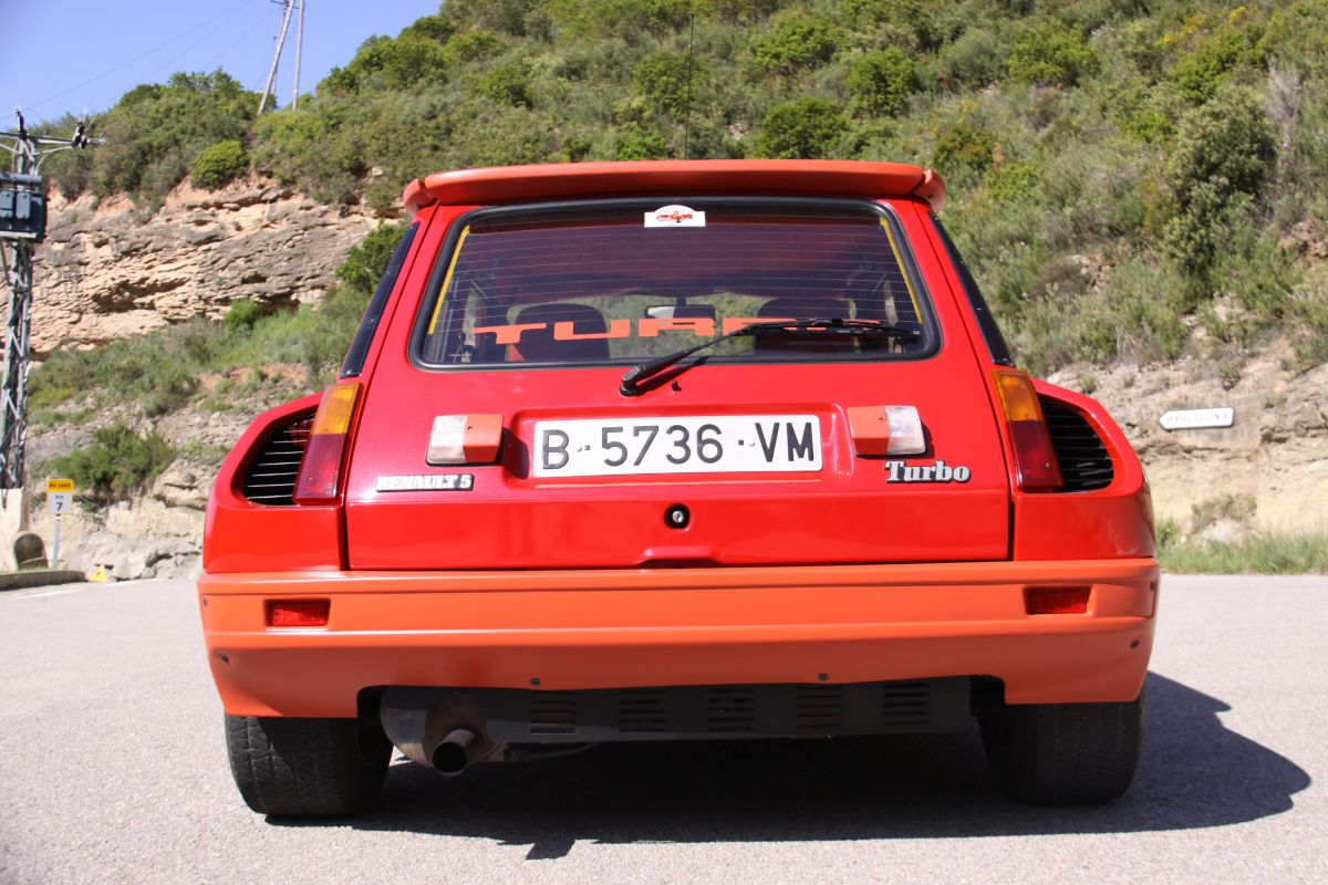 Renault 5 Turbo: historia, datos y prueba