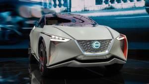Salón del Automóvil de Tokio 2017 (fotos)