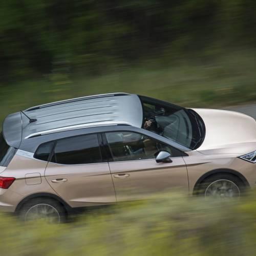 SEAT Arona: primera prueba del SUV pequeño de SEAT
