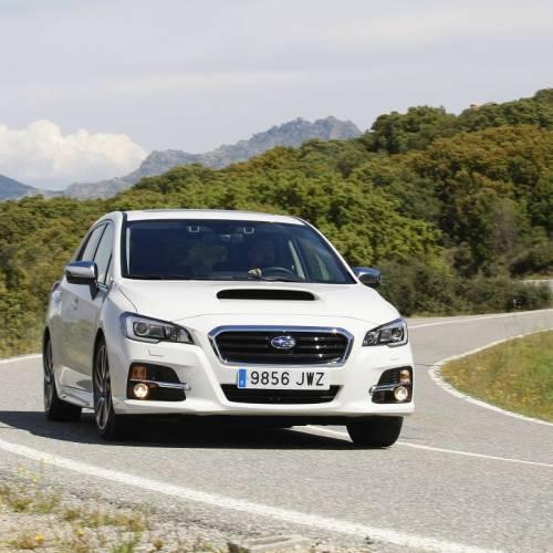 Subaru Levorg 1.6 GT, a prueba: sencillamente diferente