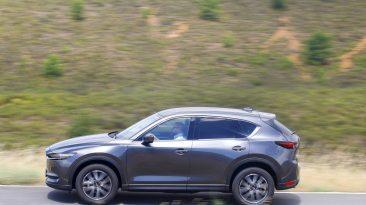 Los SUV que menos mienten en los consumos. Mazda CX-5