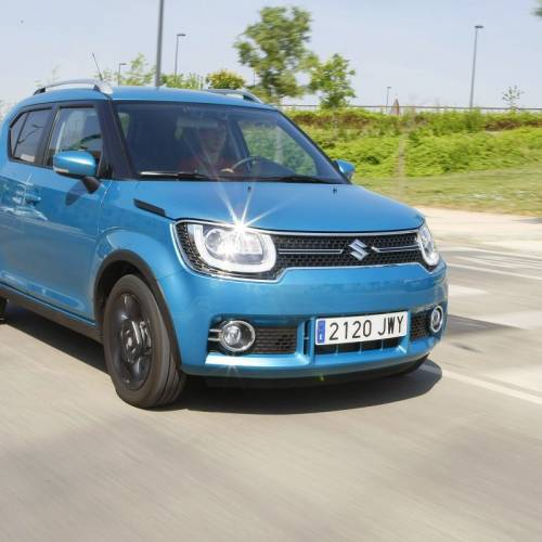 Suzuki Ignis 1.2L, a prueba: explorador urbano