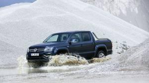 Volkswagen Amarok 2017, así es el pick up de Volkswagen (fotos)