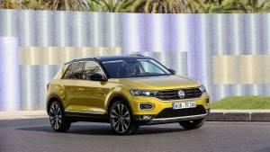 Volkswagen T-Roc, primera prueba del SUV compacto de Volkswagen (fotos)