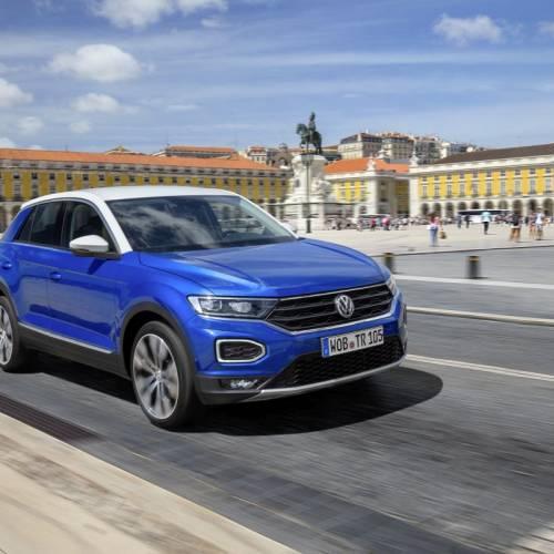 Volkswagen T-Roc, primera prueba del SUV compacto alemán