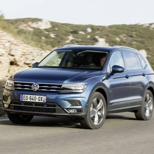 Volkswagen Tiguan Allspace: primera prueba y precios