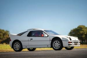 Ford RS200 de 1984
