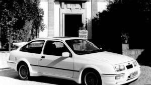 Los mejores Ford RS de la historia (fotos)