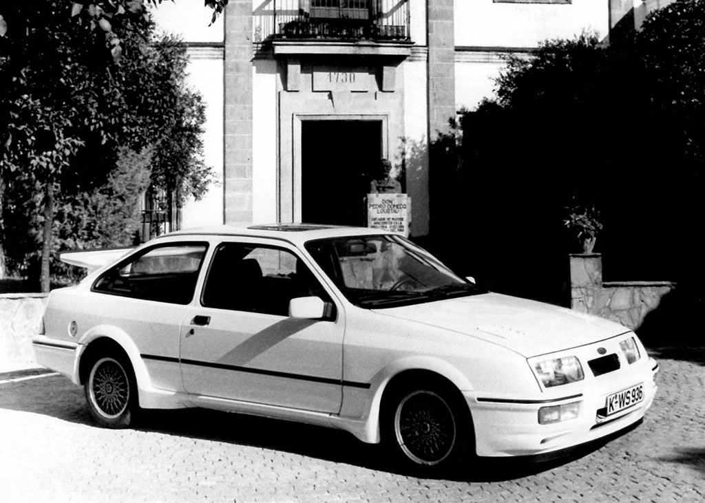 Ford Sierra RS Cosworth de 1986