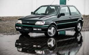 Ford Fiesta RS Turbo de 1990