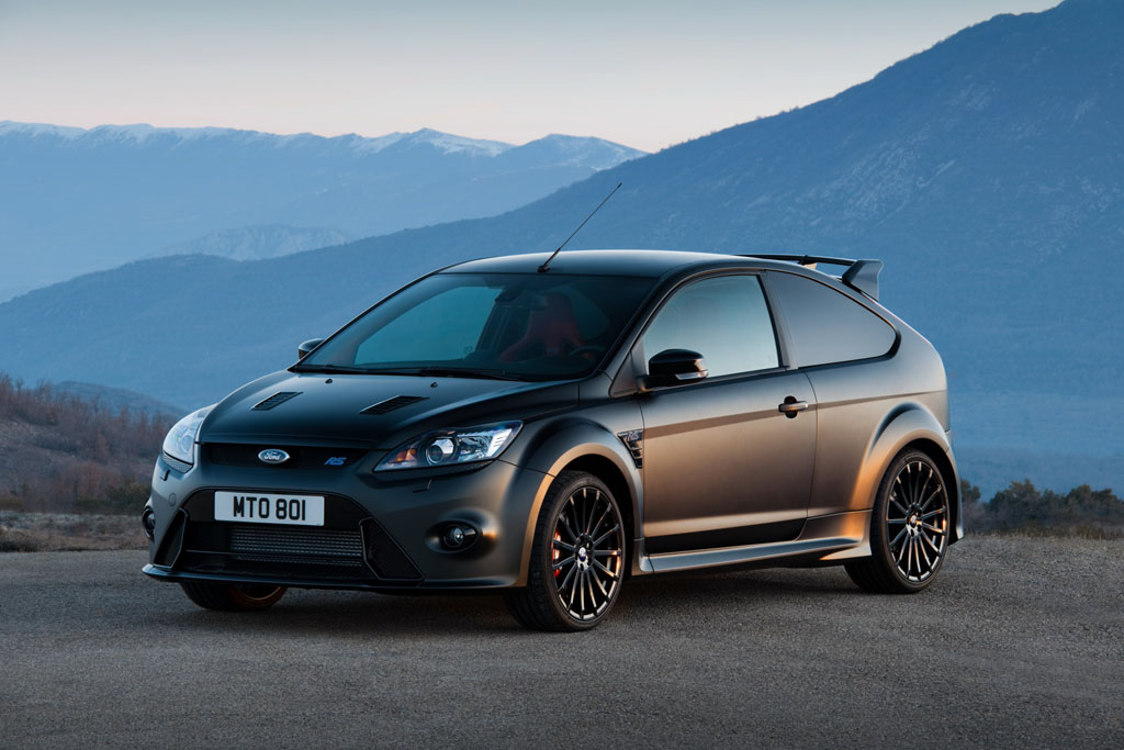 Ford Focus RS500 de 2010