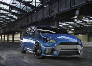 Ford Focus RS de 2017