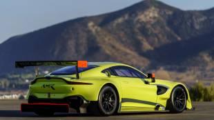Aston Martin Racing Vantage GTE 2018: la esperanza para el Campeonato de Resistencia