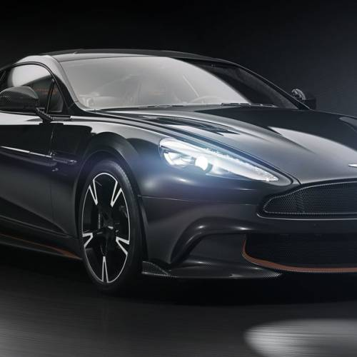 Aston Martin Vanquish S Ultimate, aroma a despedida