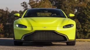 Aston Martin Vantage 2018: 510 CV y diferencial electrónico trasero