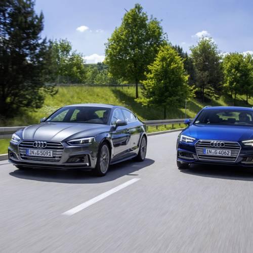 Los Audi A4 Avant G-Tron y A5 Sportback G-Tron ya se venden en España