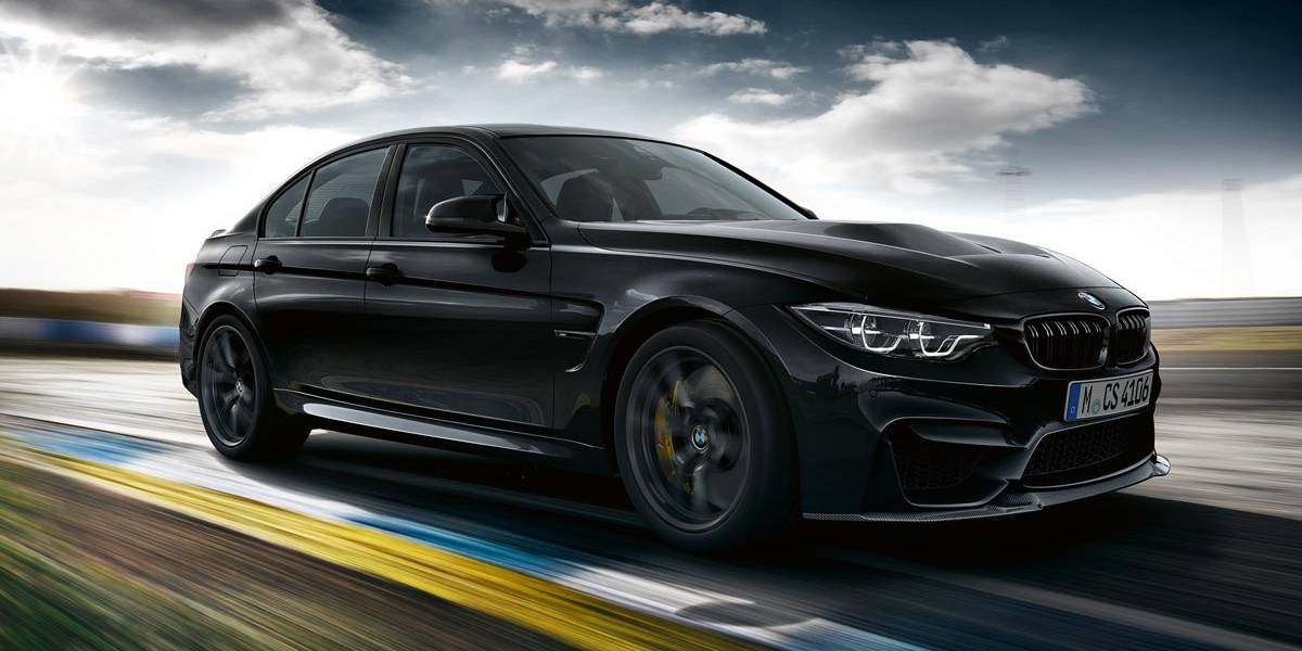 BMW M3 CS: más potente y exclusivo