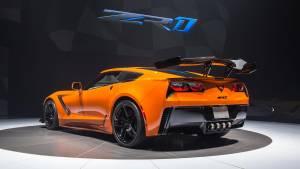 Chevrolet Corvette ZR1 2019: más potente que nunca (fotos)