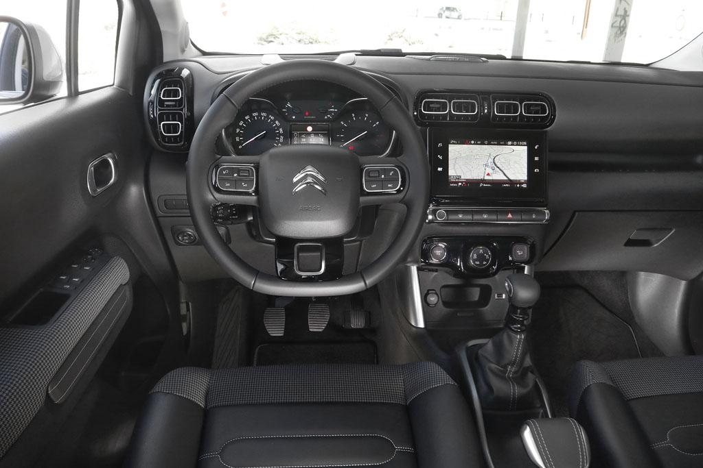 Citroën C3 Aircross Shine 1.6 BlueHDI 120 CV