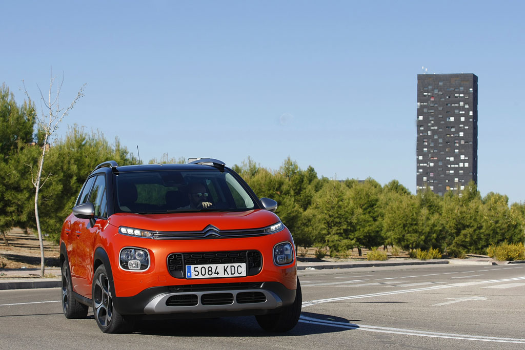 Citroën C3 Aircross Shine 1.6 BlueHDI 120 CV