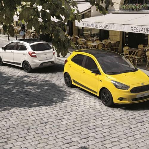 Ford Ka+ Color Edition 2018, añádele alegría a la vida