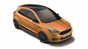 Ford Ka+ Color Edition 2018, añádele alegría a la vida (fotos)