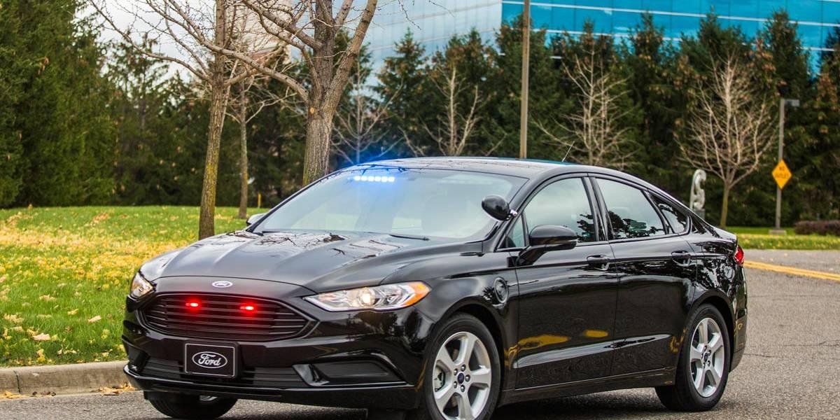 Los coches autónomos también podrán ponerte una multa